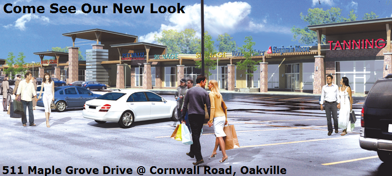 Maple Grove Village Shopping Center Oakville